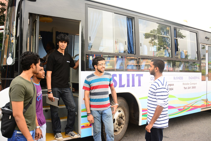 SLIIT-Transport Facility
